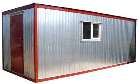 Блок контейнер для строительства