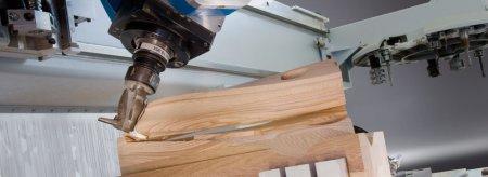 Деревообрабатывающие станки и оборудование