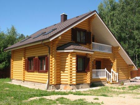 Деревянные дома и их строительство