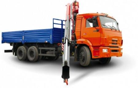 Достоинства грузовиков и манипуляторов