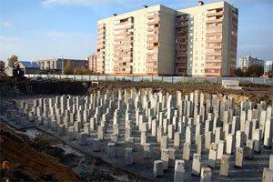 Фундаменты многоэтажных домов