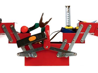 Хранение строительного инструмента