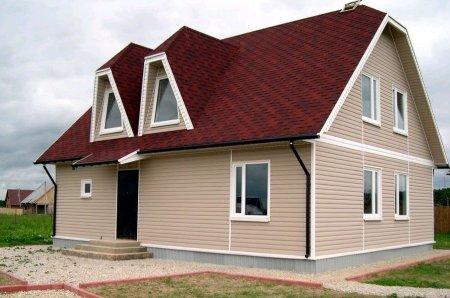 Как построить дом из сендвич–панелей
