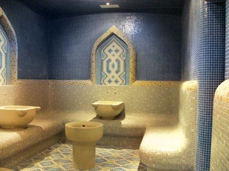 Как построить турецкую баню-хамам