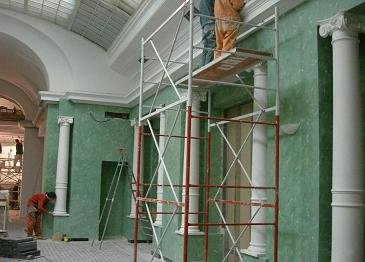 Как происходит реконструкция зданий