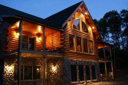 Комфортные дома из бруса