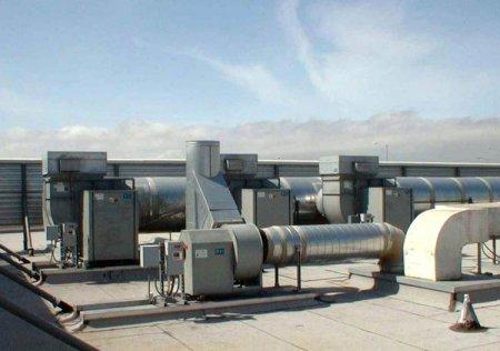 Мобильные системы промышленной вентиляции
