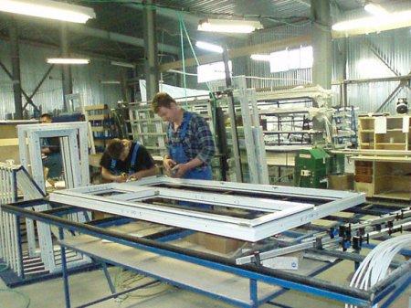 Оборудование для алюминиевых конструкций и окон