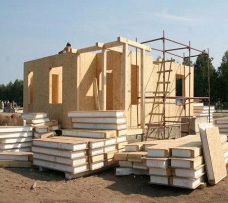 Особенности строительства из сип панелей