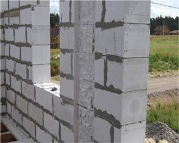 Преимущества использования газобетонных блоков в строительстве
