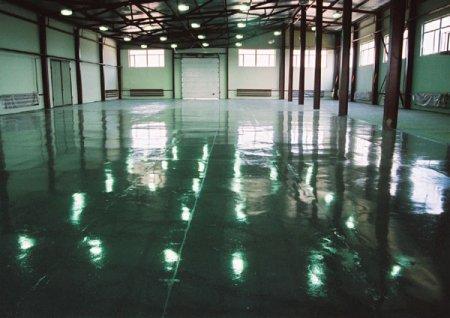 Производство бетонных полов