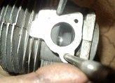 Простой ремонт бензопилы