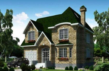 Разновидности домов