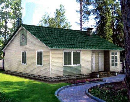 Щитовые дома и их особенности