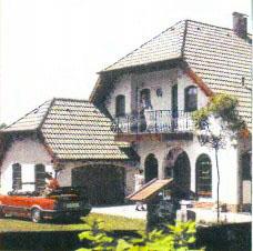 Строим загородный дом с гаражом