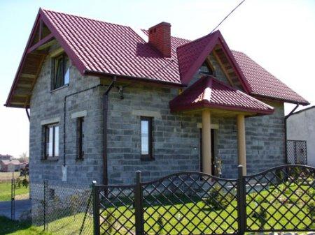 Строительство дома своими руками из шлакоблока