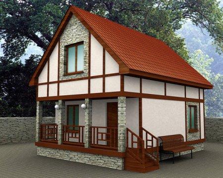 Строительство домика «на круглый год»
