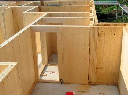 Строительство домов из дерева по современным технологиям