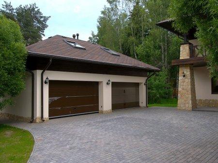 Строительство каменного гаража