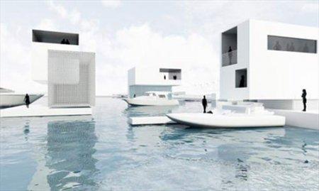 Строительство в России будут вести на искусственных островах
