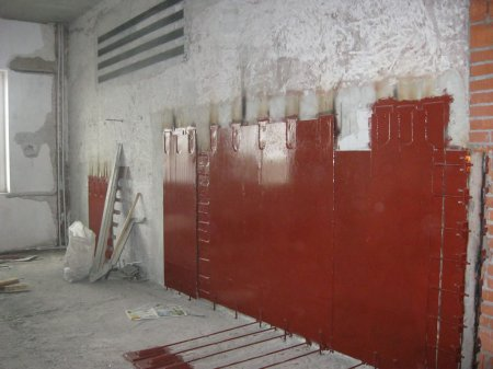 Усиление фундаментов зданий бетоном
