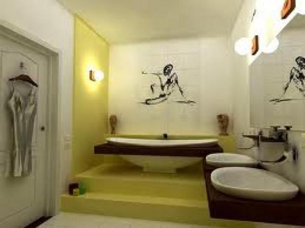 Как сделать ремонт и современный дизайн ванной комнаты в квартире