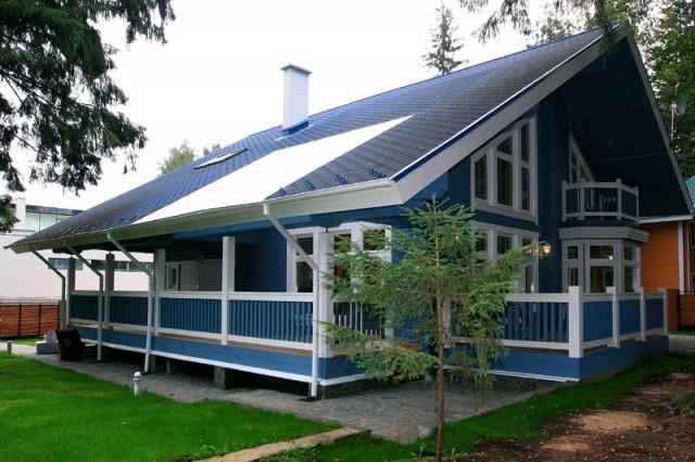 Как определиться с технологией строительства деревянного дома?