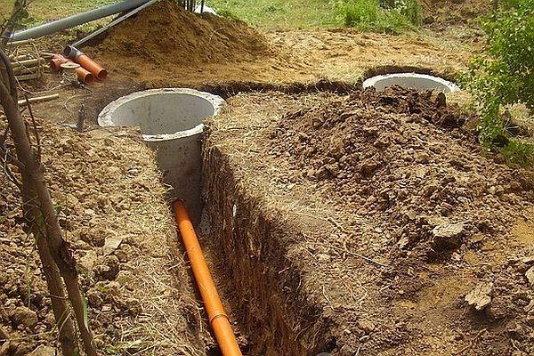 Как выполнить канализацию для дома