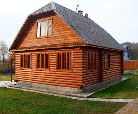 Какой материал подходит для строительства дачи