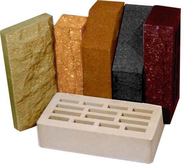 Классификация кирпича в зависимости от способов его изготовления