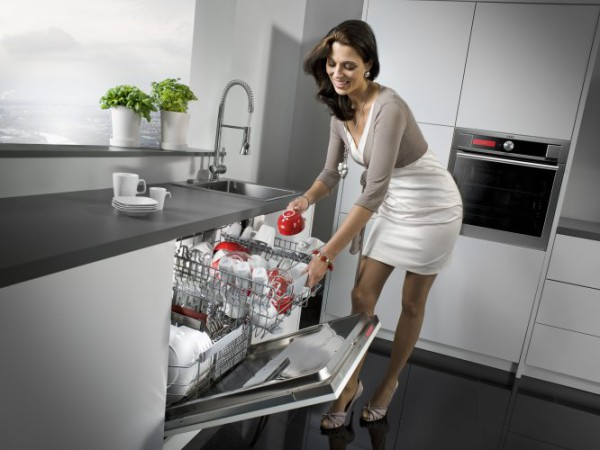 Компактные посудомоечные машины: их плюсы и минусы