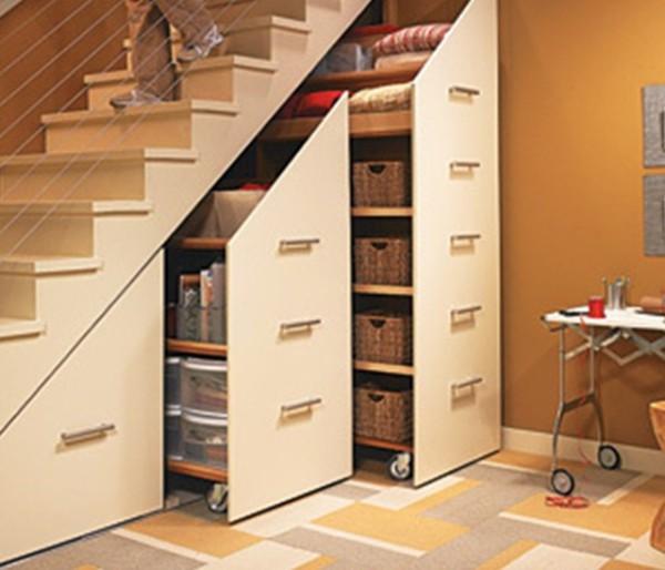 Как соорудить удобную лестницу