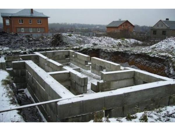 Какие бывают фундаменты в Коломне?