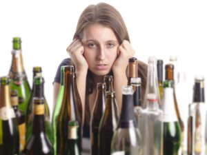 Развитие зависимости от алкоголя у человека