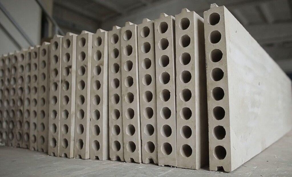 Гипсовые блоки в каких областях применяют