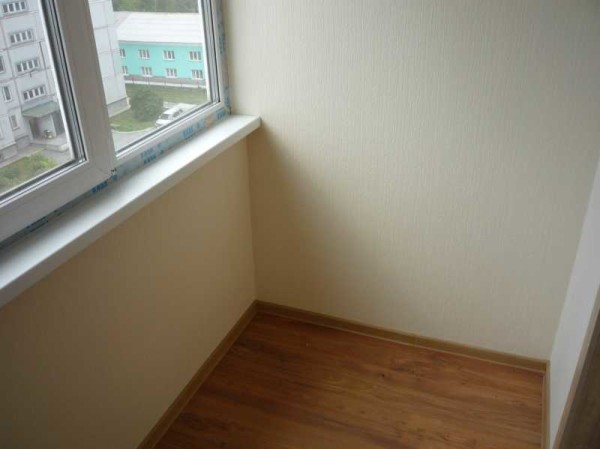 Внутренняя отделка балконов и лоджий: дизайн своими руками