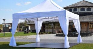 Выбор шатра для отдыха или торжества