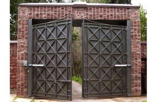 Использование стальных конструкций