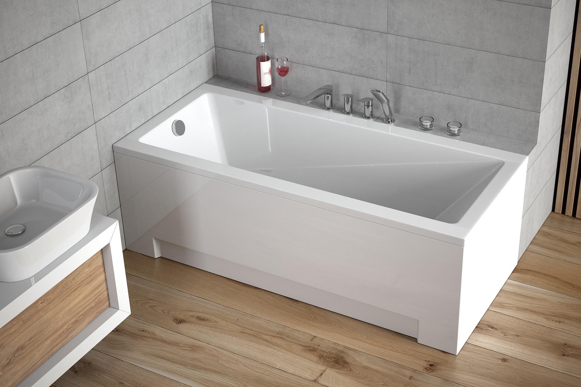 Некоторые особенности при покупке акриловых ванн