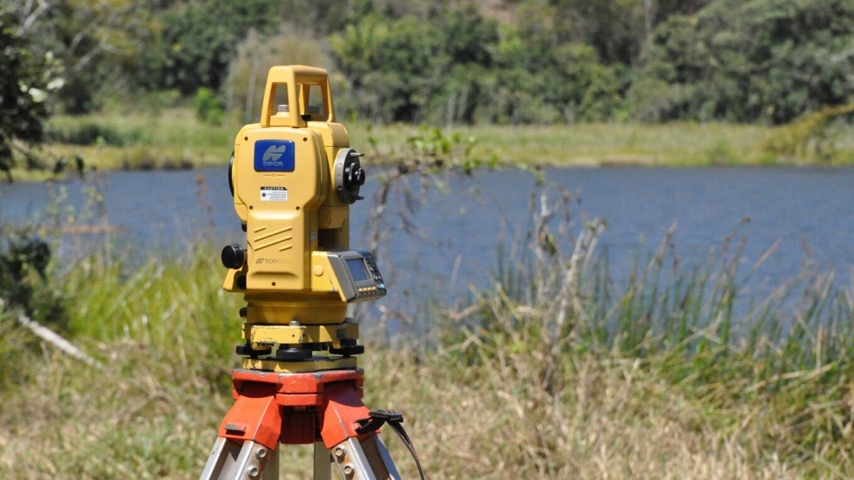 Оборудование для геодезических работ