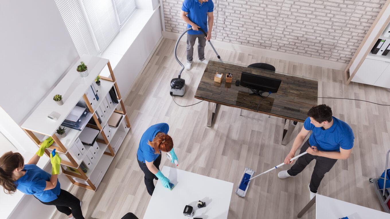 Быстрая и тщательная уборка квартир
