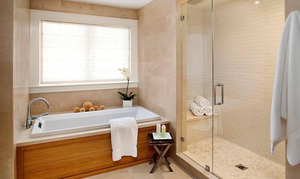 Материалы для отделки ванной