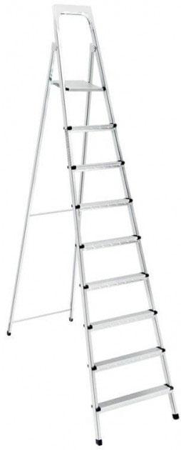 Приставные лестницы: классика не устаревает никогда