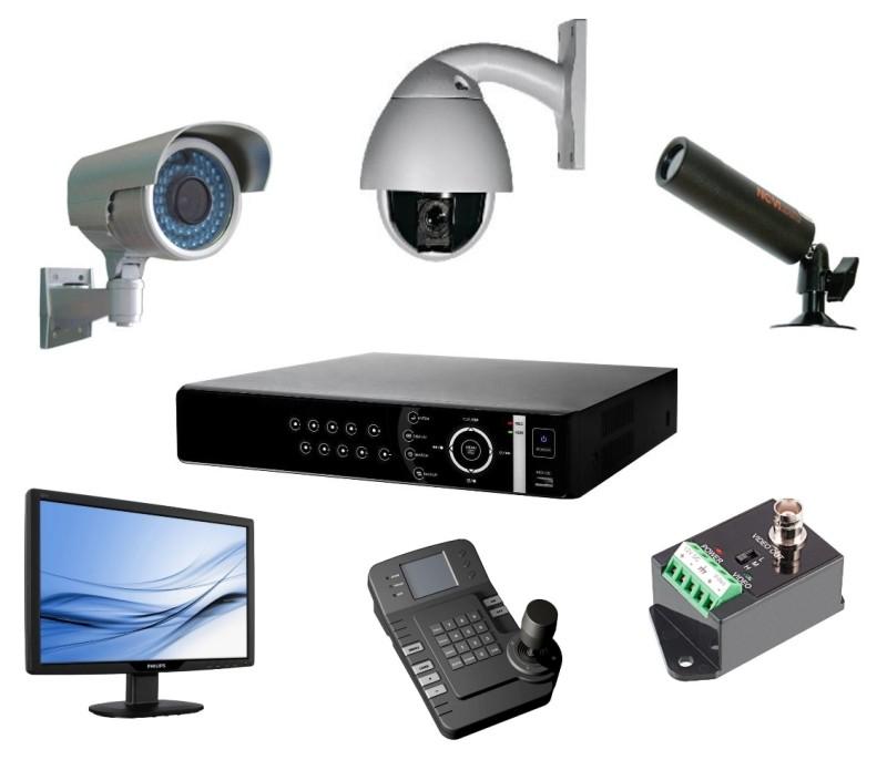 Видеонаблюдение и система безопасности