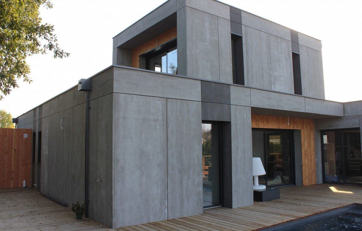 каркасно-панельного дома