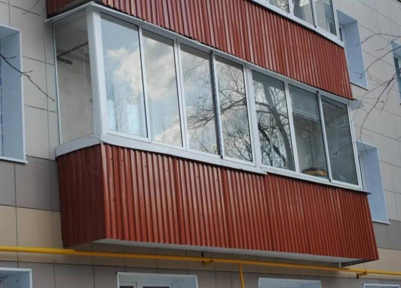Капитальный ремонт балкона своими руками в панельном доме: правильные рекомендации