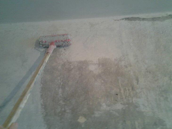 Грунтовка бетоноконтакт – самое лучшее средство для малопористых оснований