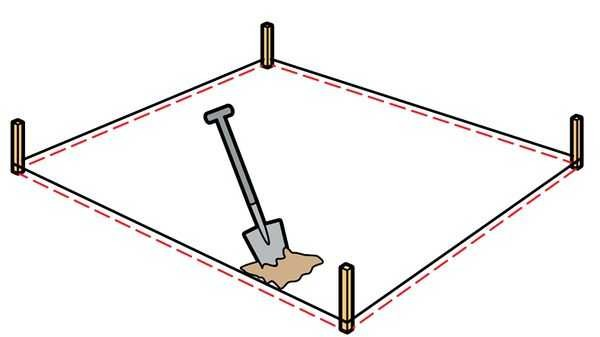 Как и из чего сделать песочницу