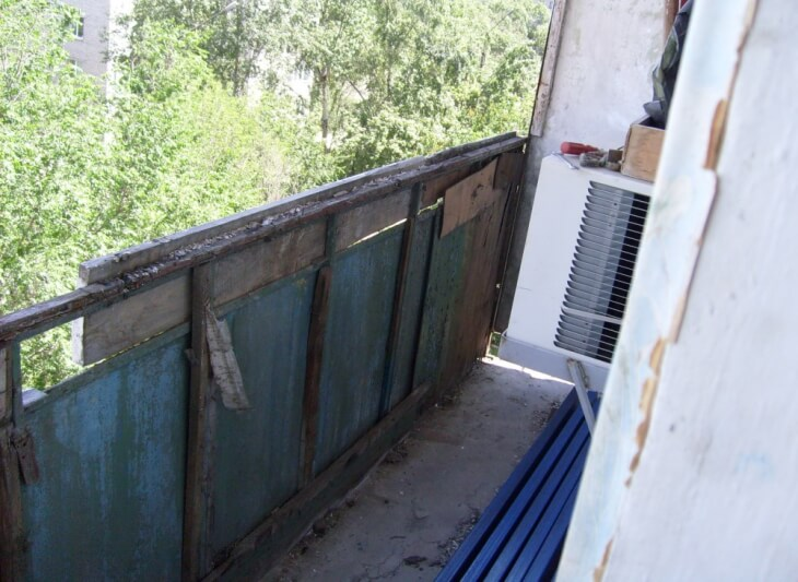 Уютный и теплый балкон — сделаем сами