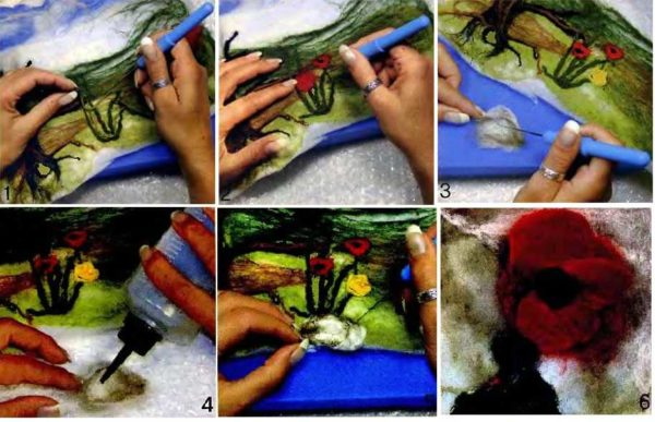Картины для интерьера — оригинальные шедевры своими руками